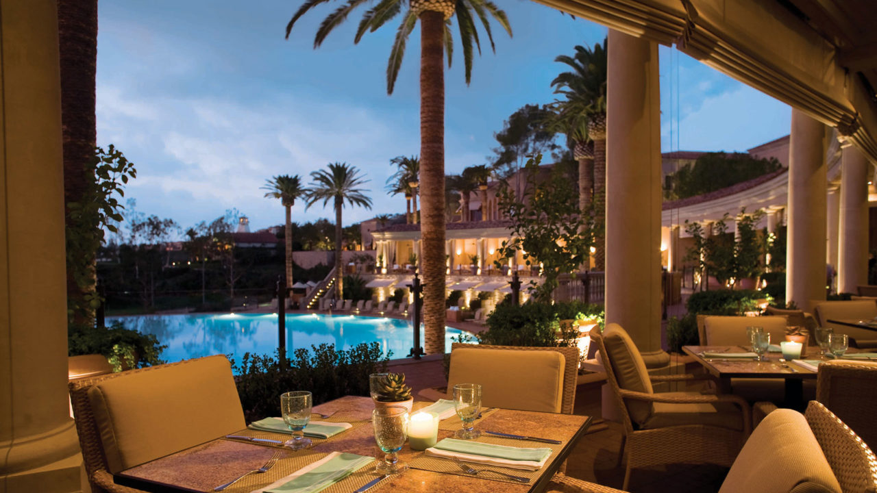 Pelican Hill Dining