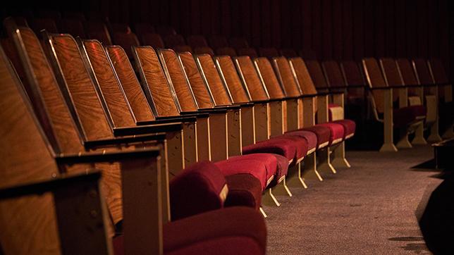 Irvine Barclay Theater