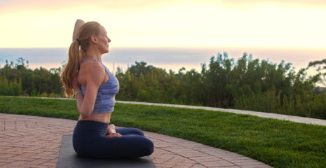 The Spa at Pelican Hill yoga