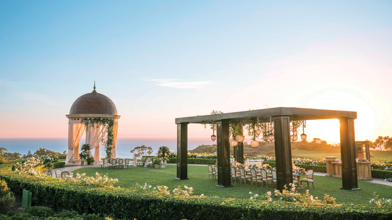 Weddings At Pelican Hill Newport Beach