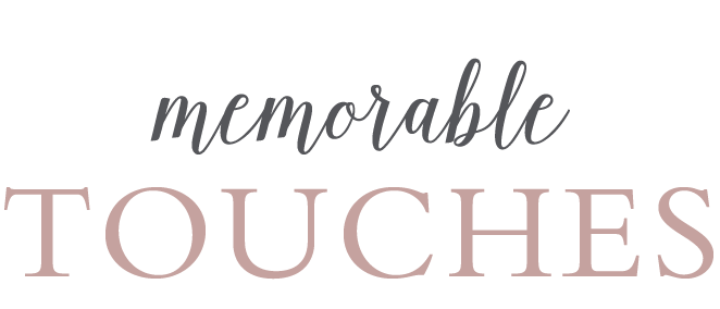 Memorable Touches